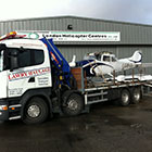 A.C. Lawry Haulage provides Aircraft Recovery in Kent, Sussex, Surrey, UK and Europe